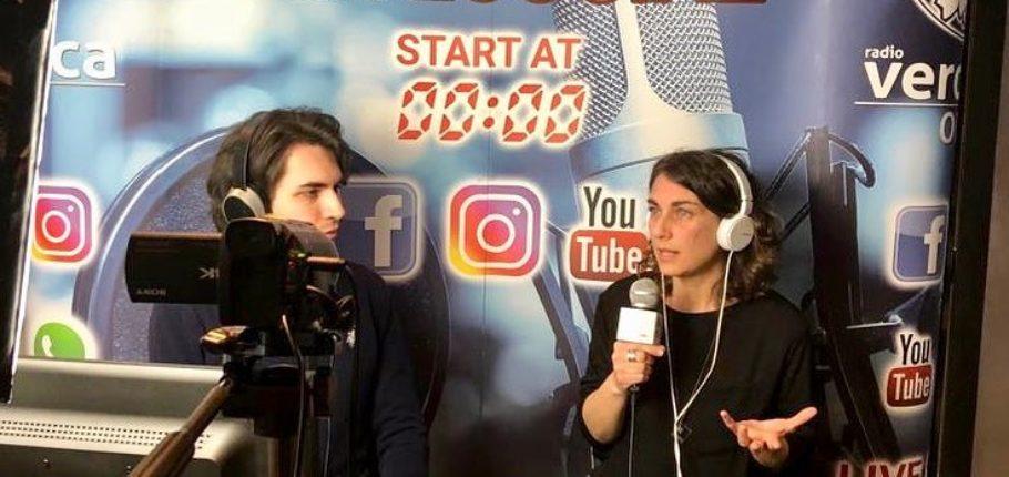 Live Social (radio Veronica one)